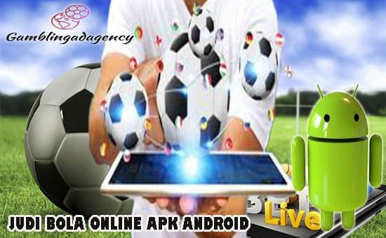judi bola online apk android